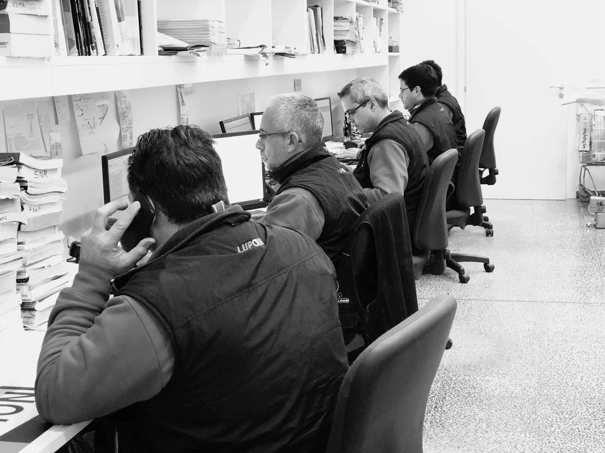 Team Lupo Autorettifiche e Ricambi